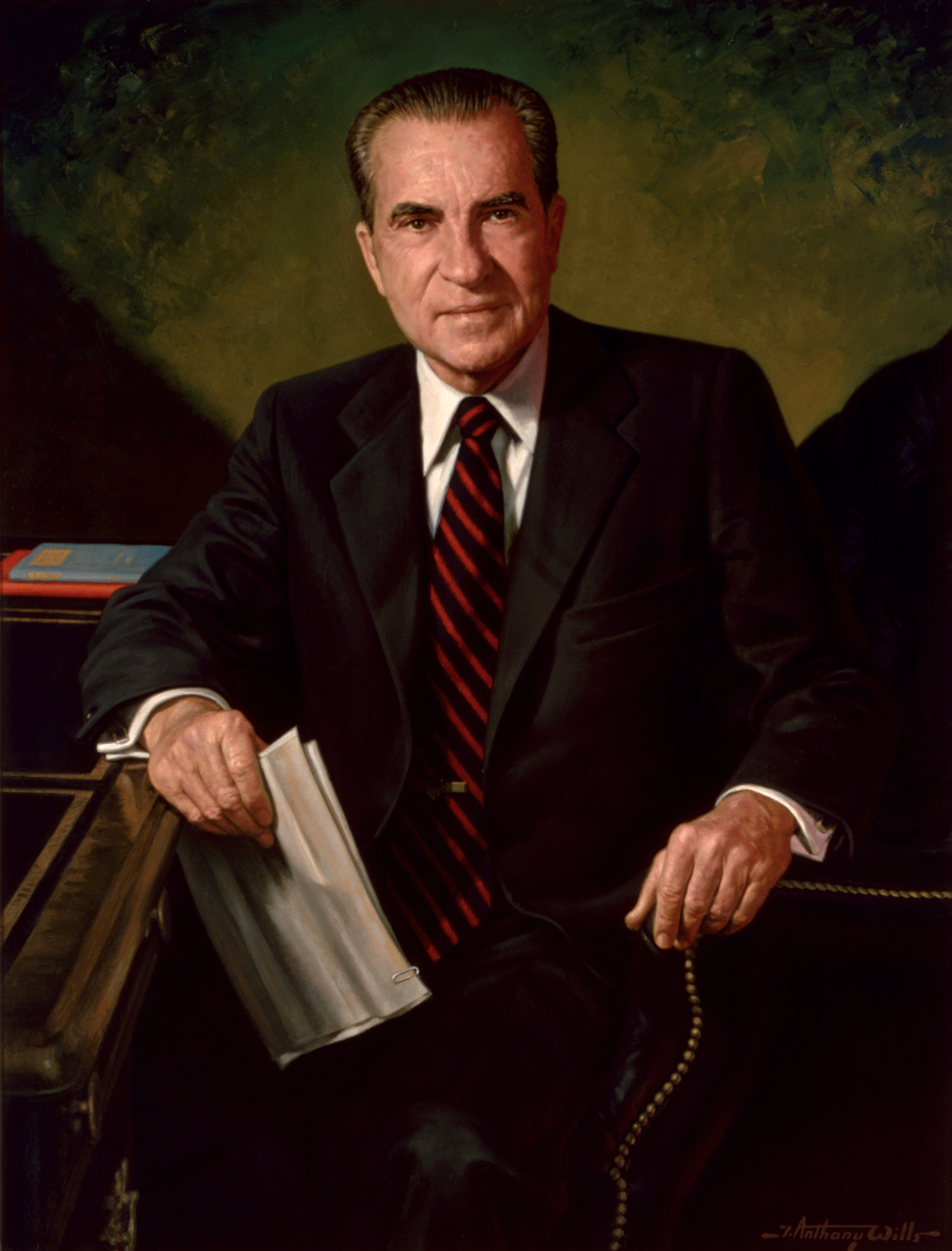 File:Richard Nixon - Presidential portrait.jpg