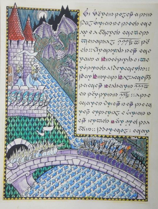 Depiction of Orodreth