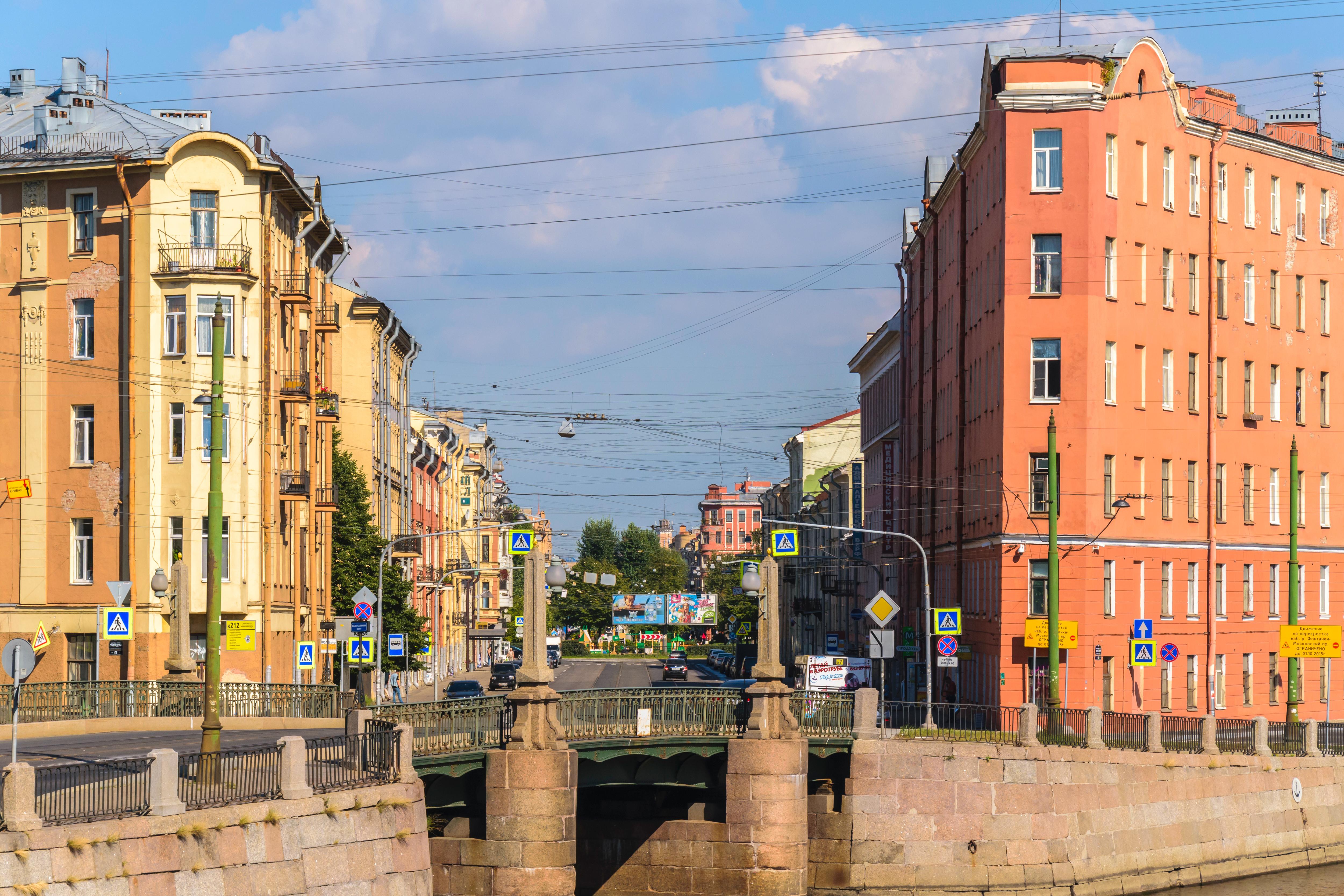 3f843c5382f1 Садовая улица (Санкт-Петербург) — Википедия