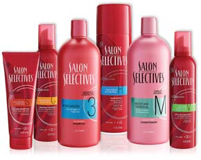 Salon Selectives Hair Care Products