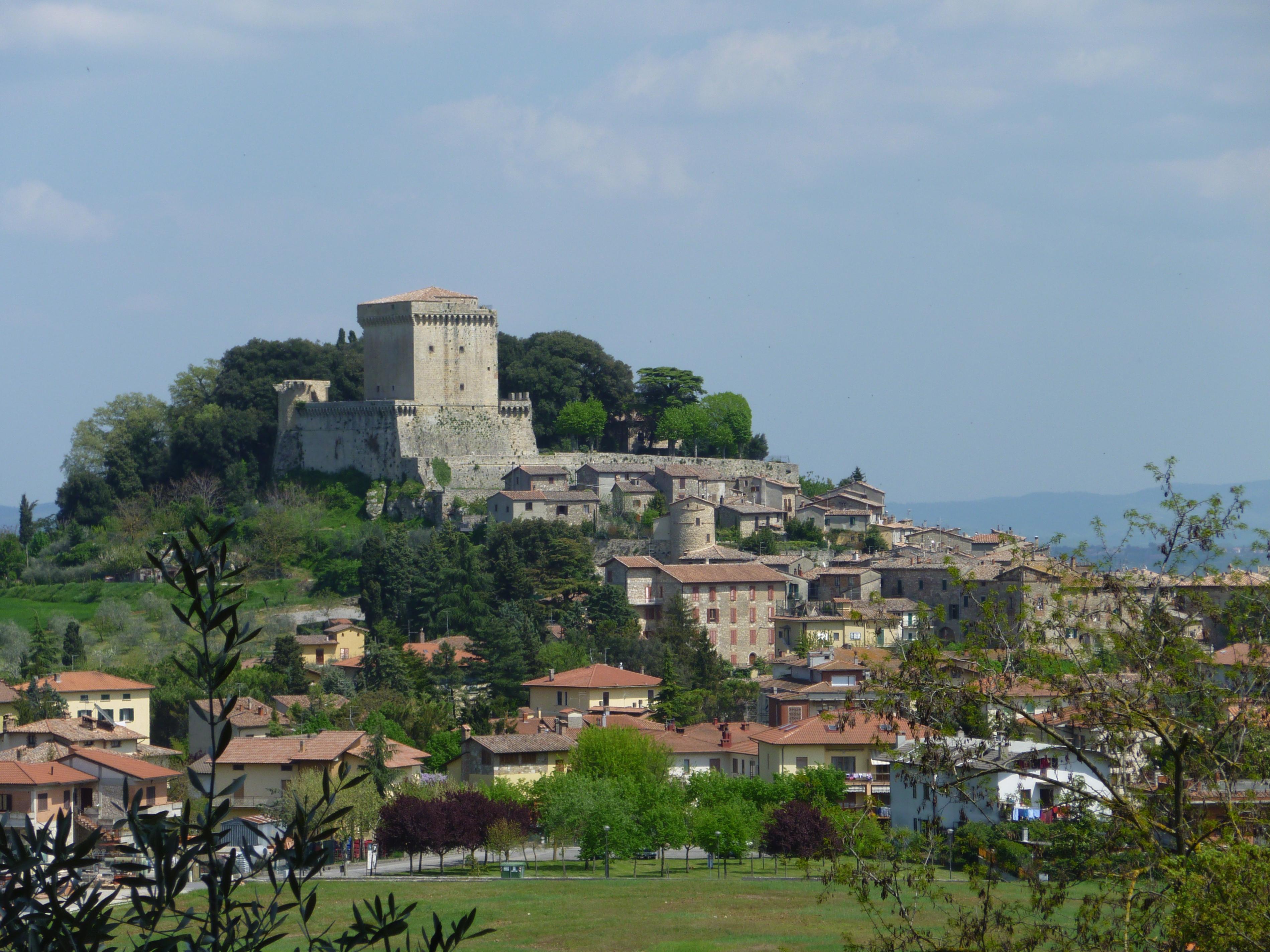 Sarteano Italy  city photo : Sarteano Wikipedia