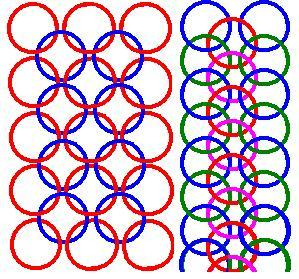 Схемы плетения кольчуг 139