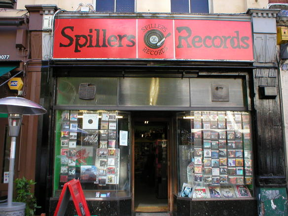 Spillers Records
