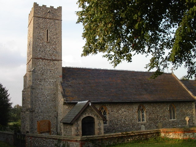 St James church, Dunwich - geograph.org.uk - 66684
