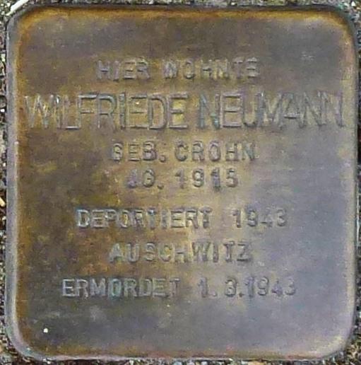 Wilfriede Neumann