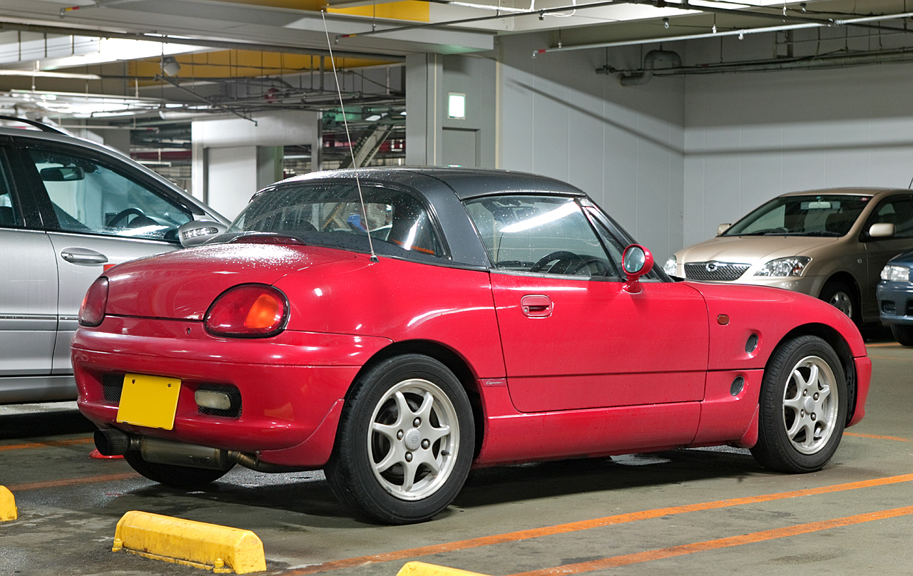 Suzuki Cappuccino For Sale Ireland