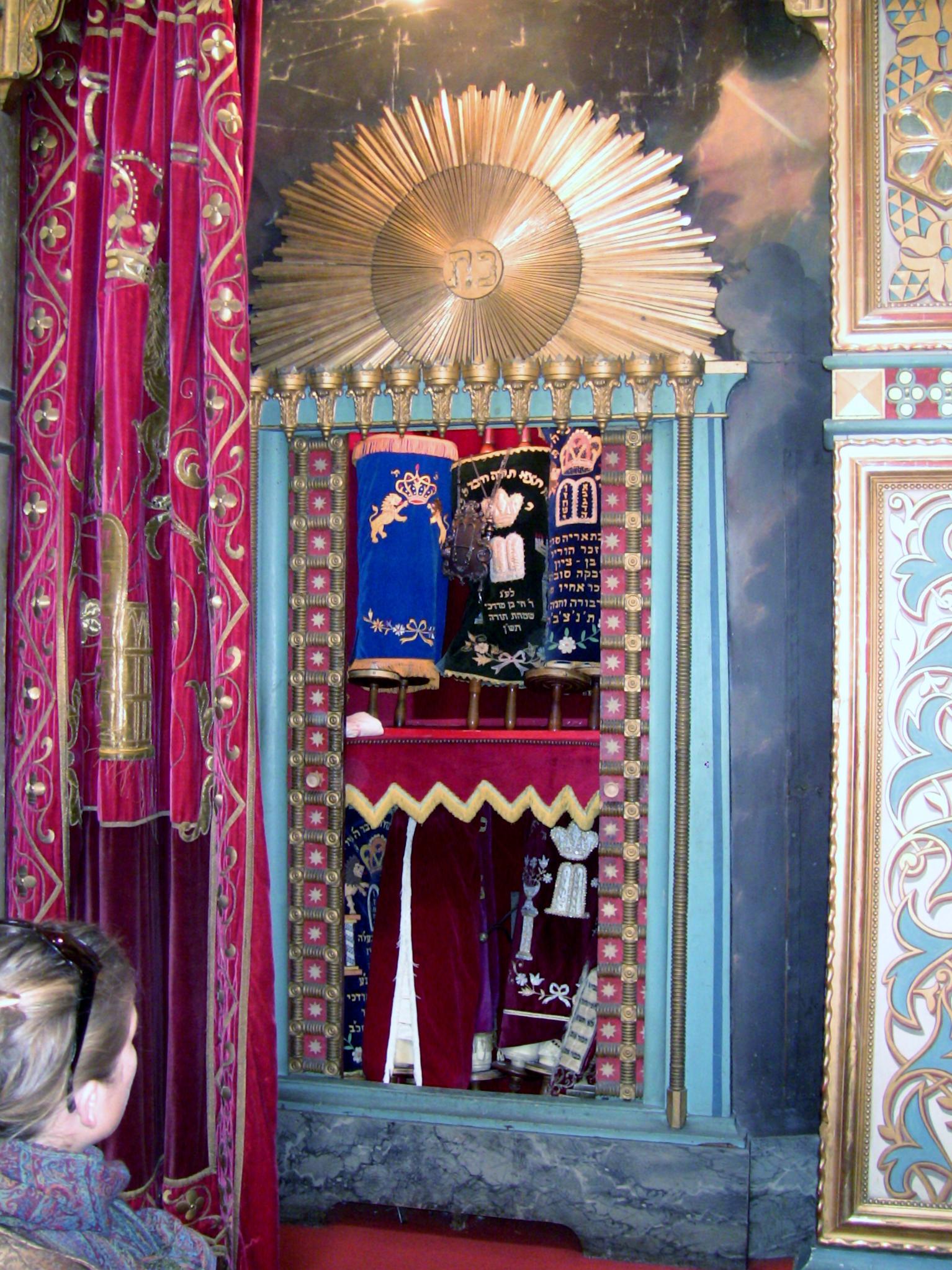 fichier:synagogue de besançon - arche sainte intérieur — wikipédia