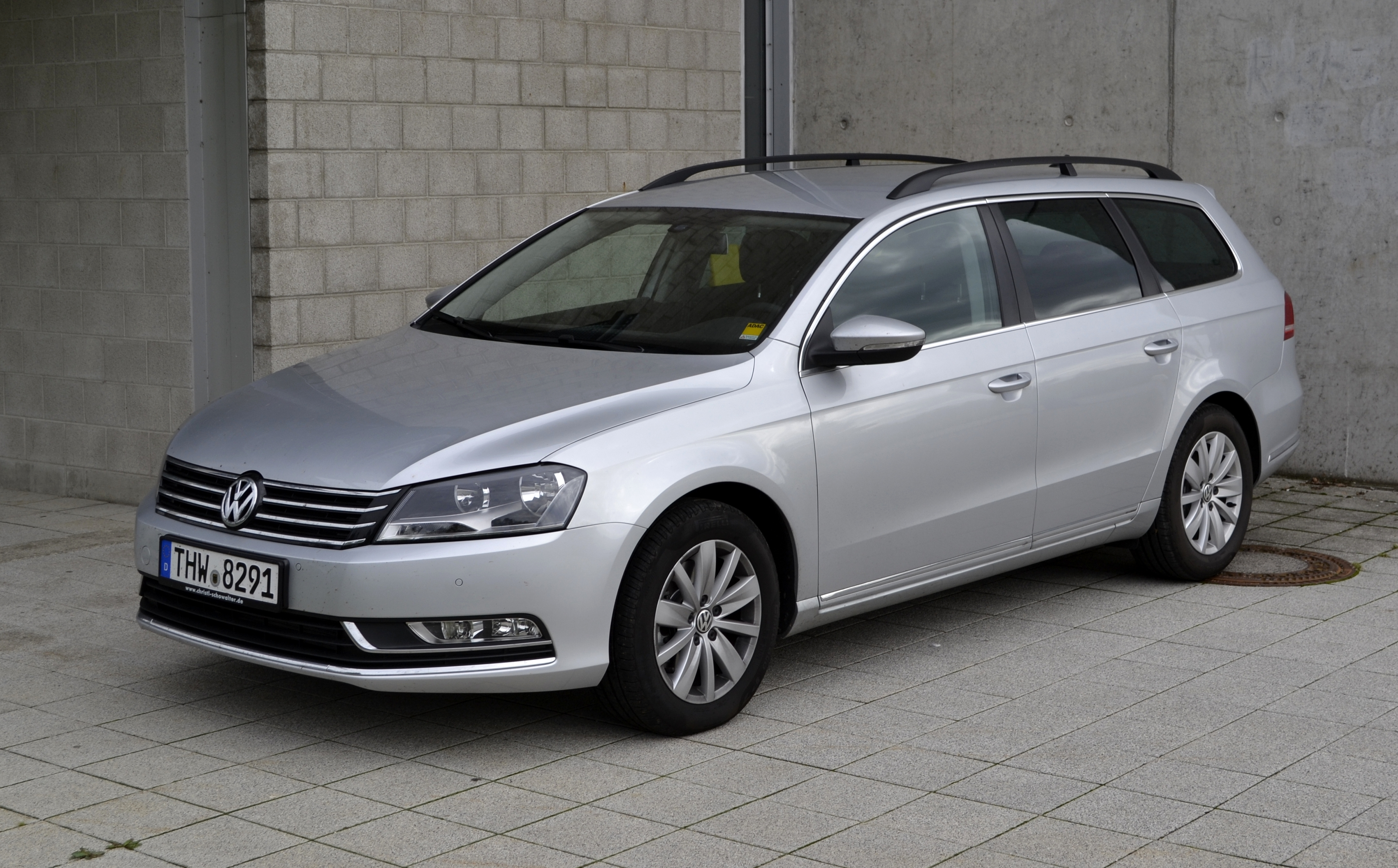 Volkswagen Passat B6 Wikipedia 2007 Gti Fsi Engine Diagram 2010 Facelift B7edit