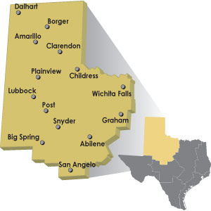 Texas Panhandle – Travel guide at Wikivoyage