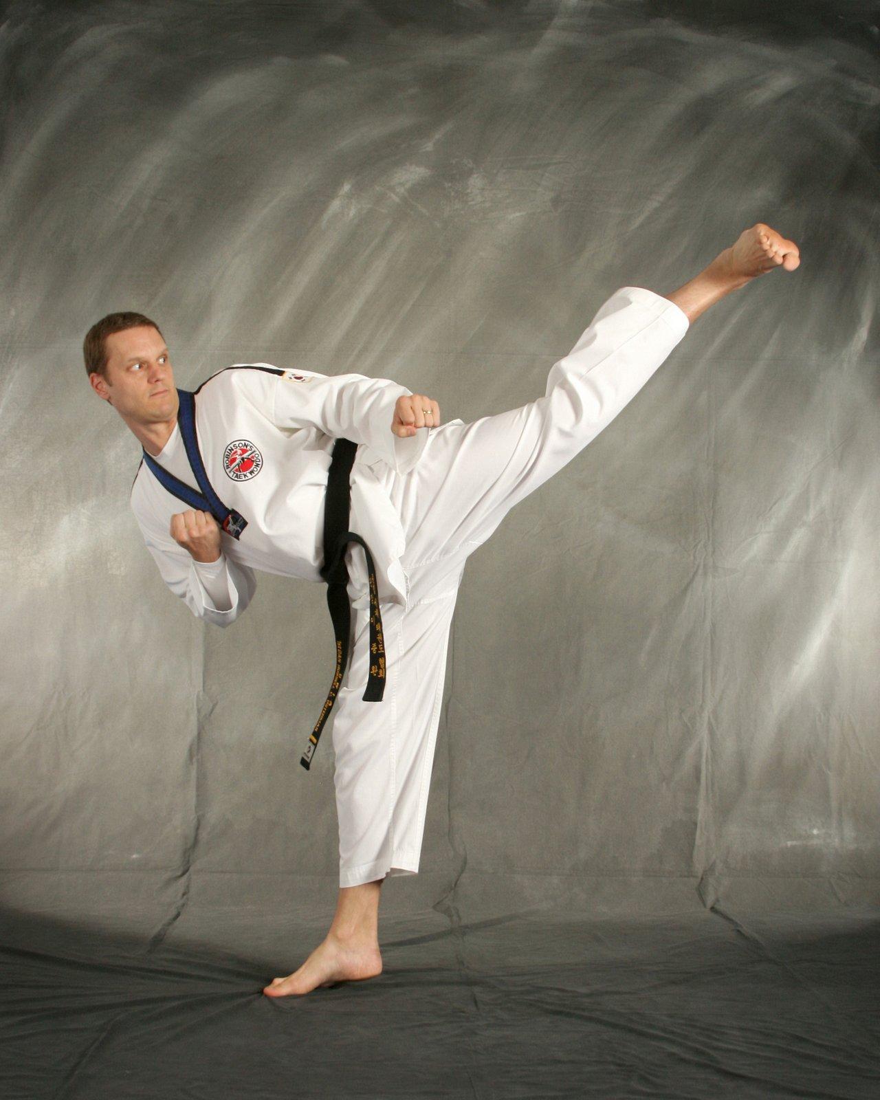 Taekwondo Master