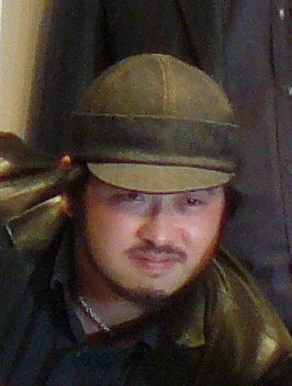 Takashi Shimizu au festival Fantastic'Arts en 2008