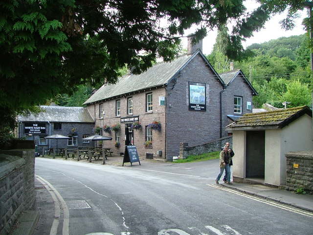White Hart Inn >> Talybont-on-Usk - Wikipedia