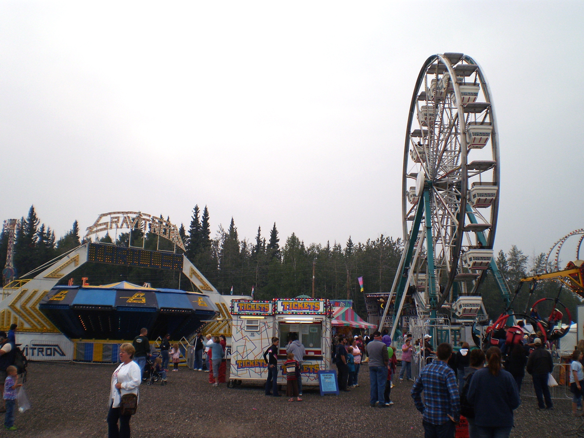 Tanana Valley Fair Canned Food Day