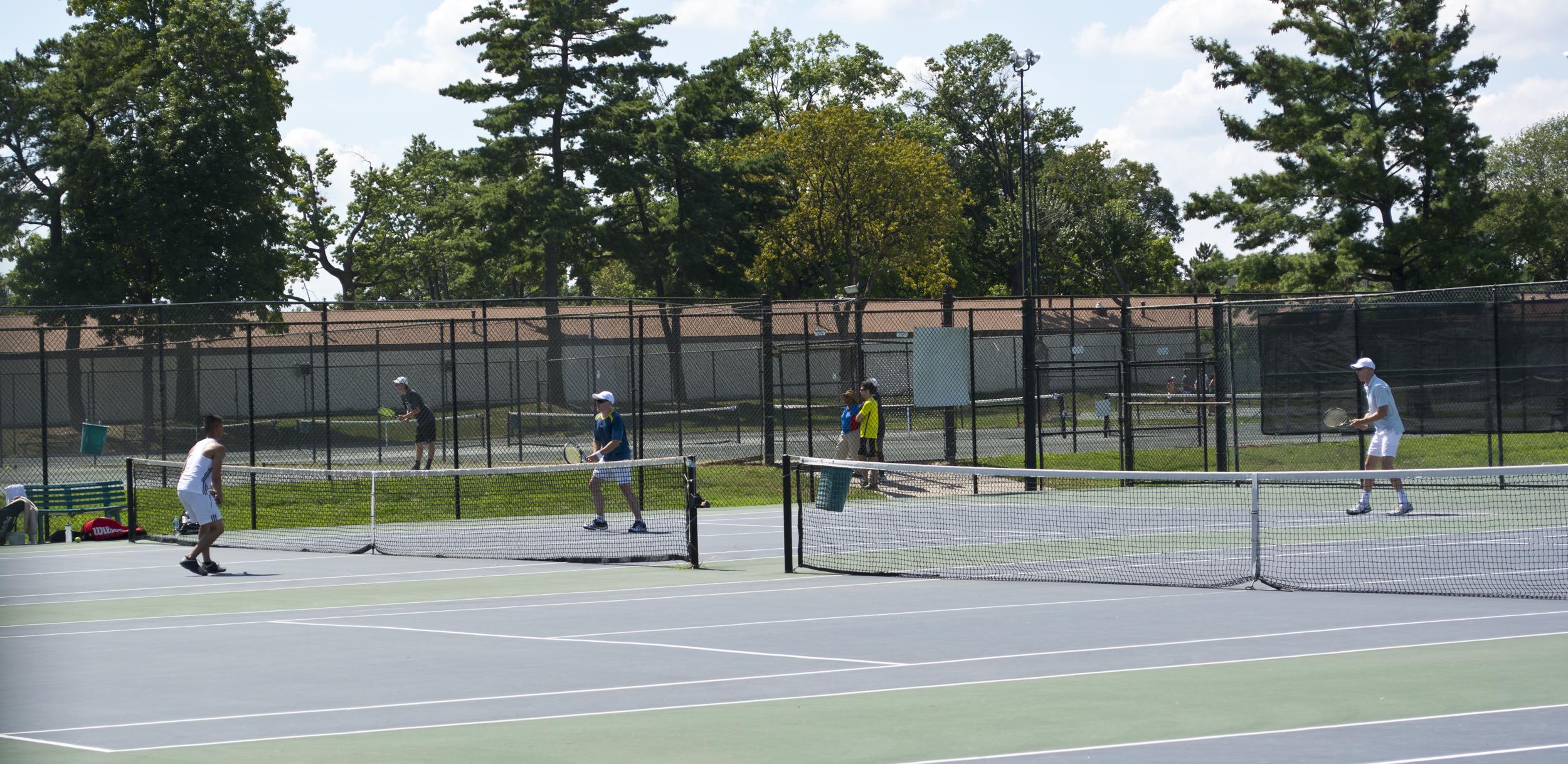 Tennis Club Of Rochester