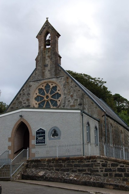 Image result for Portree Free Church of Scotland