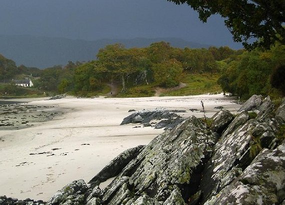 The Sands at Morar Top 5 Highland Haunts for Walkers