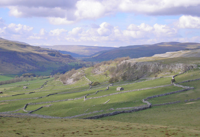 The view from Conistone Pie - geograph.org.uk - 1248170