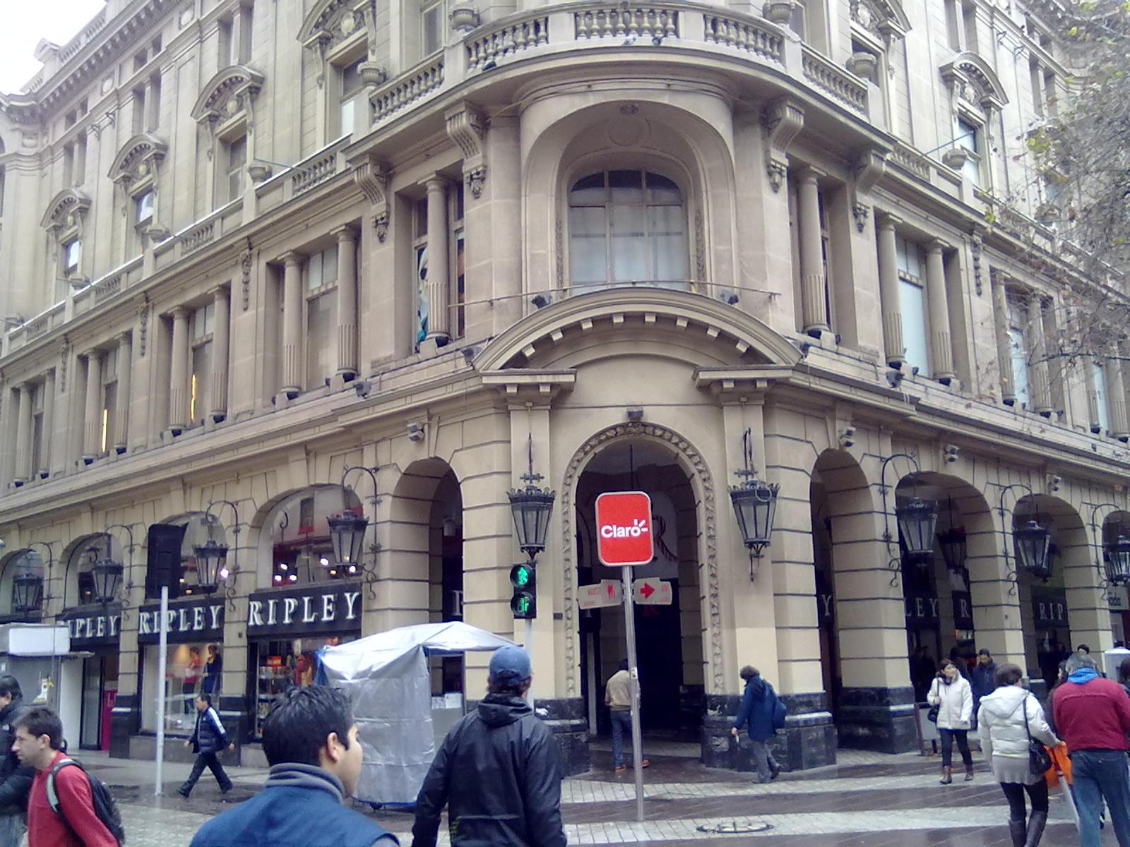 Banco Ripley S A Banco Ripley Bnamericas # Muebles Ripley Santiago