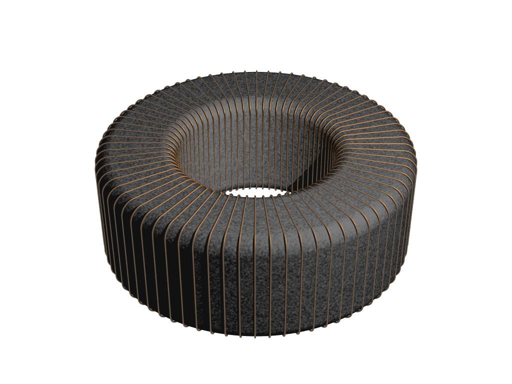 Toroid Coil Design Images