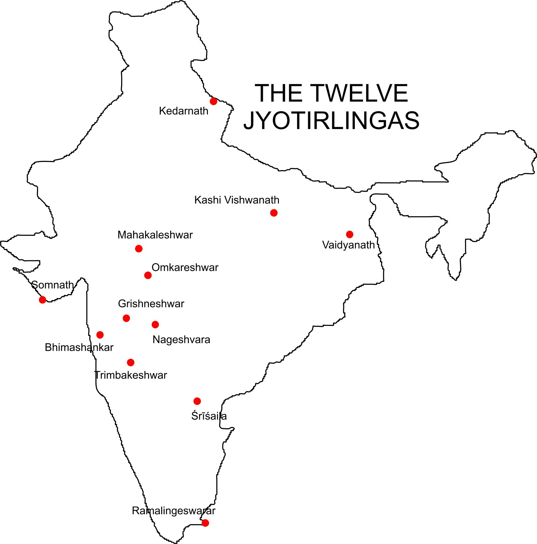 File:Twelve-jyotirlingas-map.jpg - Wikimedia Commons on gaya india map, nanjing india map, magadha india map, gandhara india map, raipur india map, amritsar india map, prayaga india map, porbandar india map, kanpur india map, srinagar india map, trivandrum india map, india dharamsala map, kanchi india map, vrindavan india map, bhopal india map, shimla india map, goya india map, gurgaon india map, delhi india map, ajanta india map,