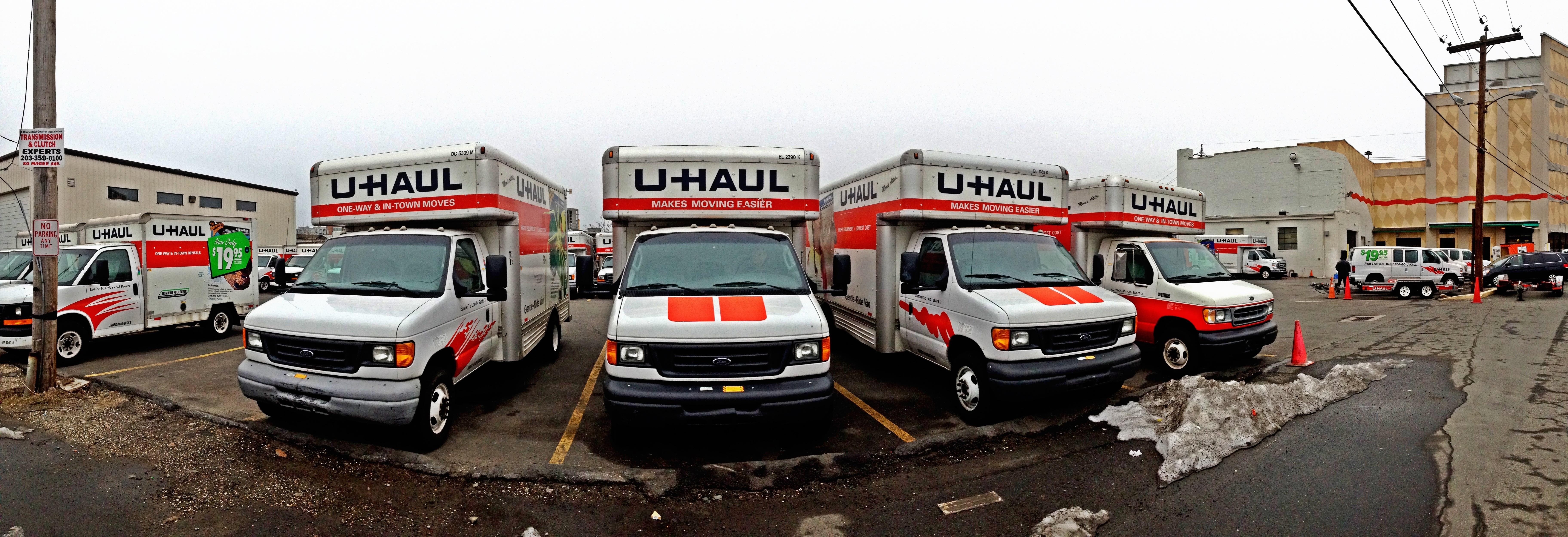 How To Use Uhaul Car Share