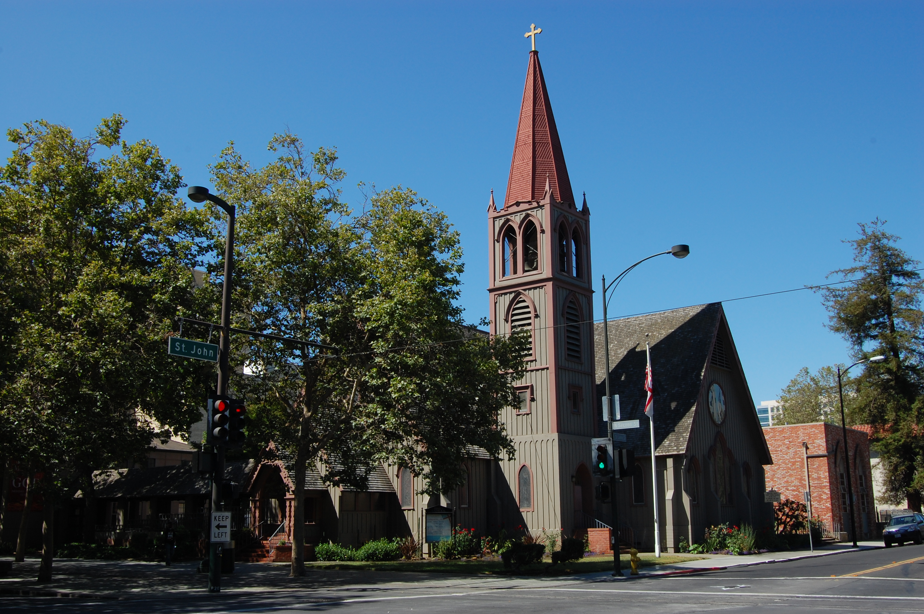 Trinity episcopal cathedral for Trodel mobel