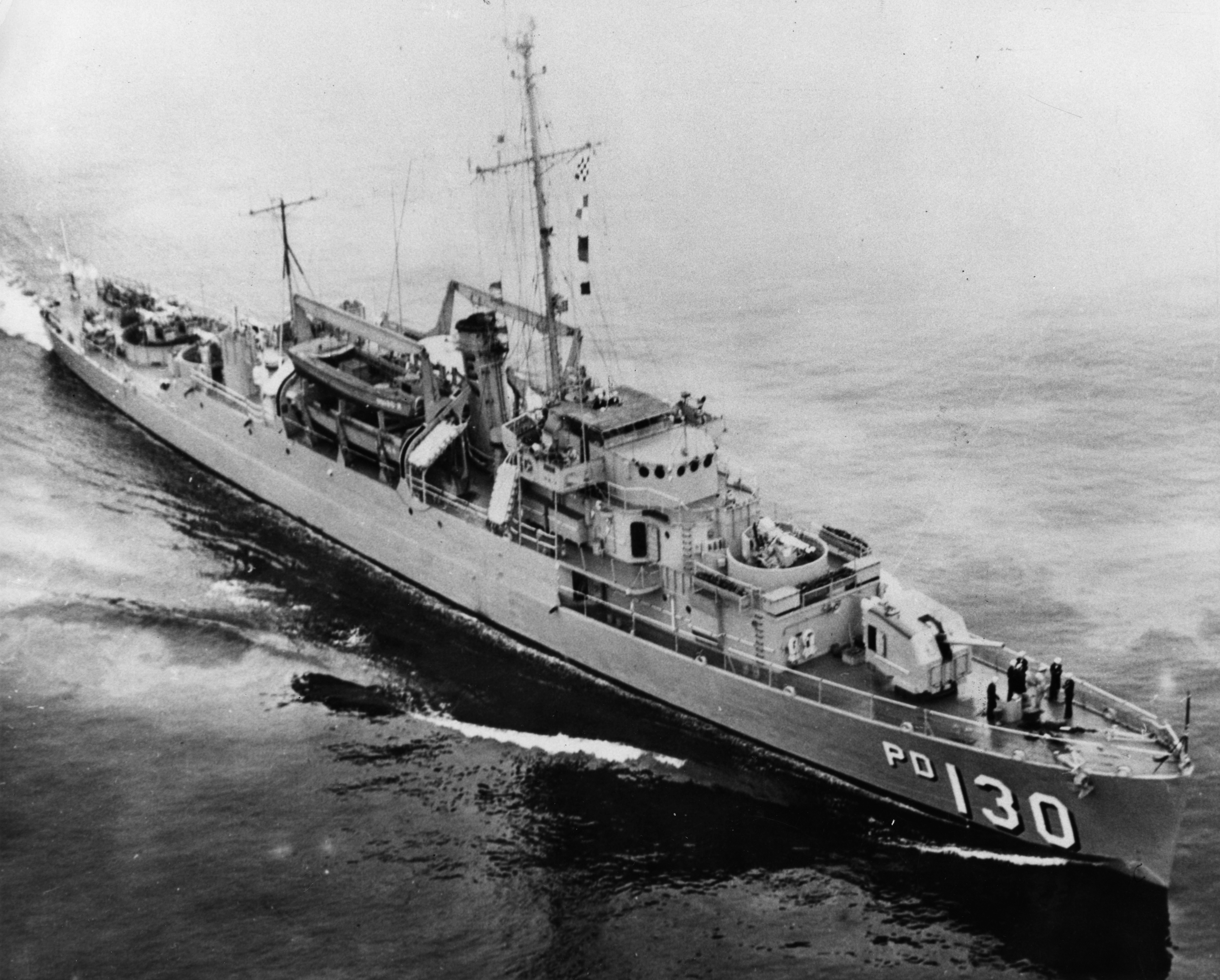 USS Cook (APD-130)