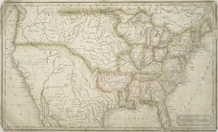 FileUS Map JedidiahMorse Ca Engr ByAnnin And Smith NYPLjpeg - Us map 1824