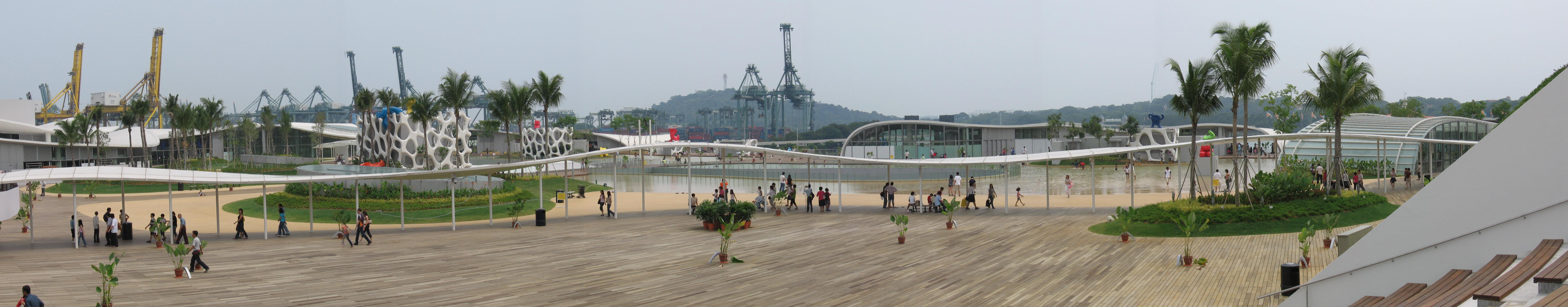 Harbourfront Interchange Car Park