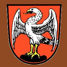 Beamer mieten Markt Schwaben - Wappen des Marktes Markt Schwaben