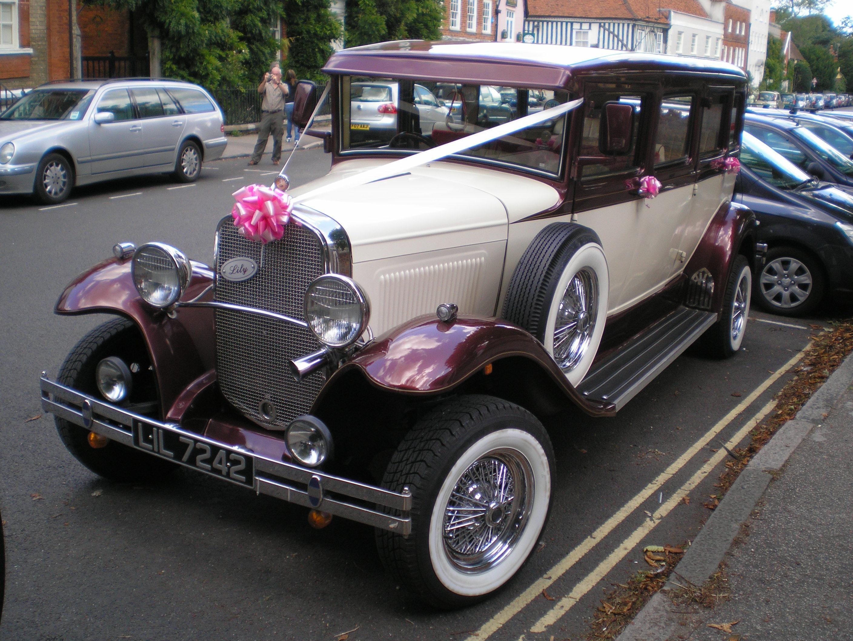 Modern Wedding Car Hire Northern Ireland