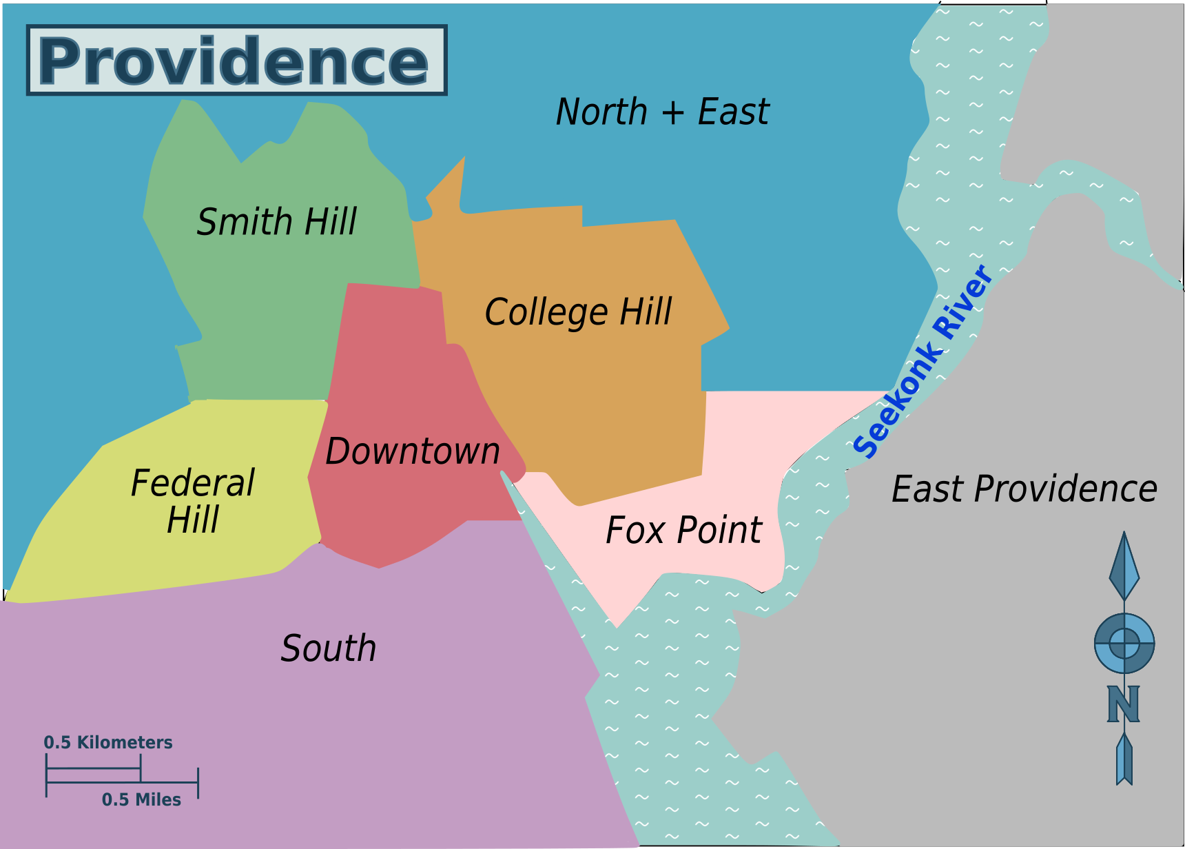Providence – Travel guide at Wikivoyage