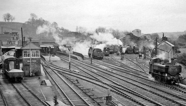 Yeovil Town Railway Station Wikipedia
