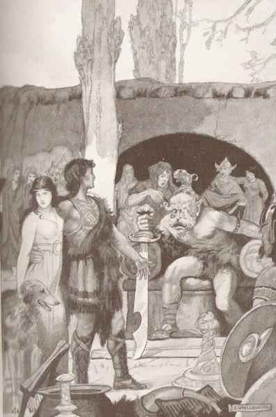 Culhwch and Olwen - Wikipedia