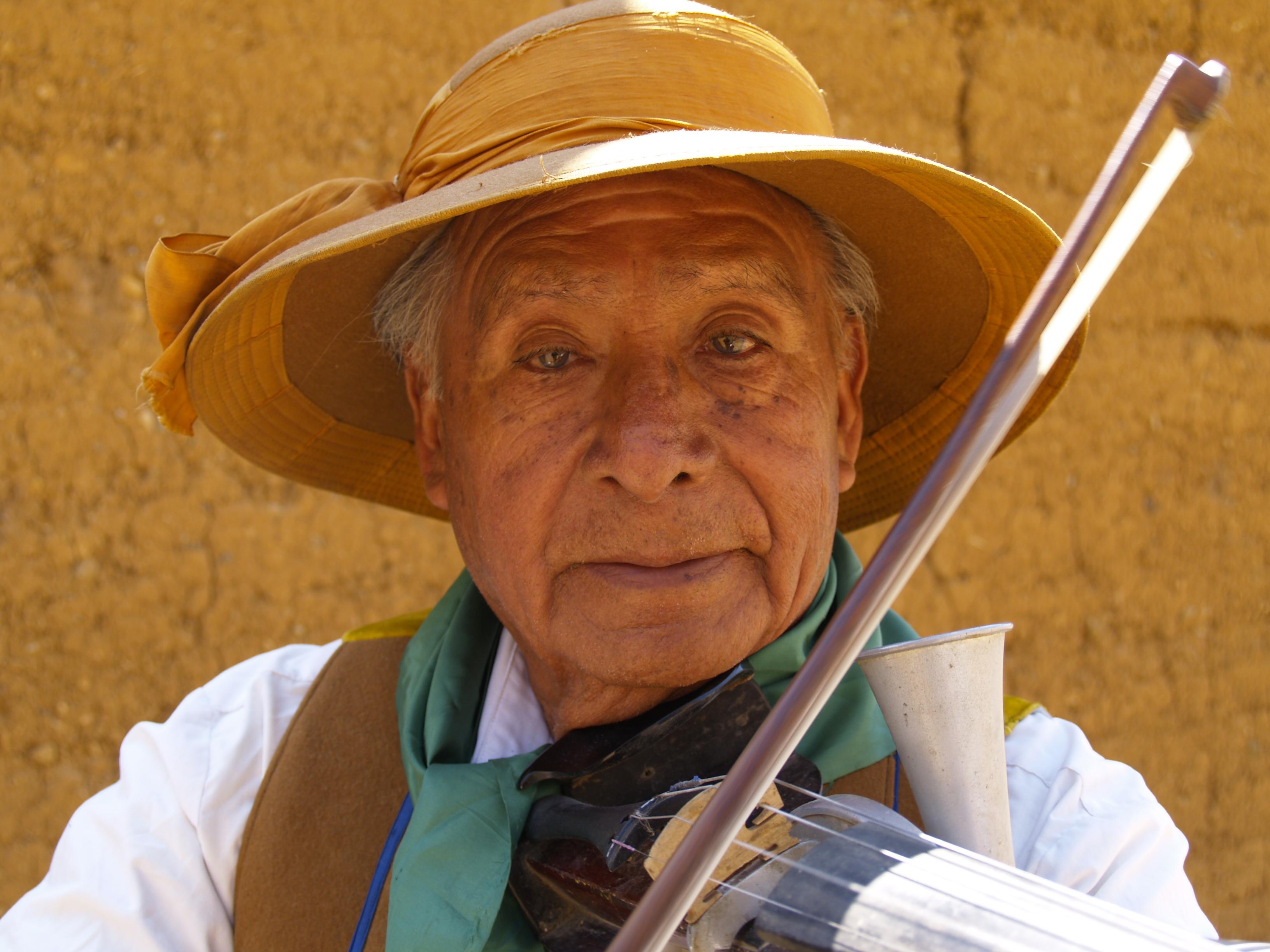El Patriarca del Huaylash