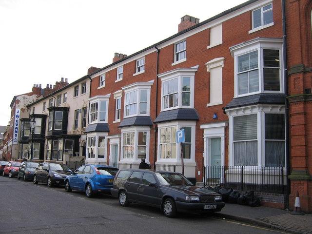 File Quot Factory Houses Quot Albion Street Jewellery Quarter