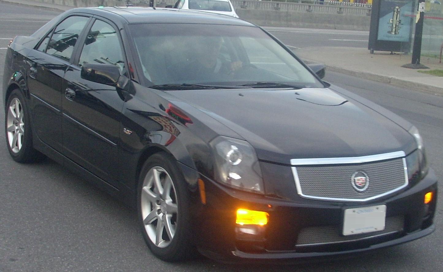 2004 Cadillac CTS Base - Sedan 3.2L V6 Manual