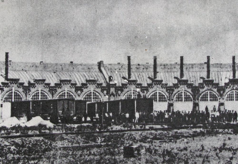 Забастовка в паровозном депо (Декабрь 1905 года)