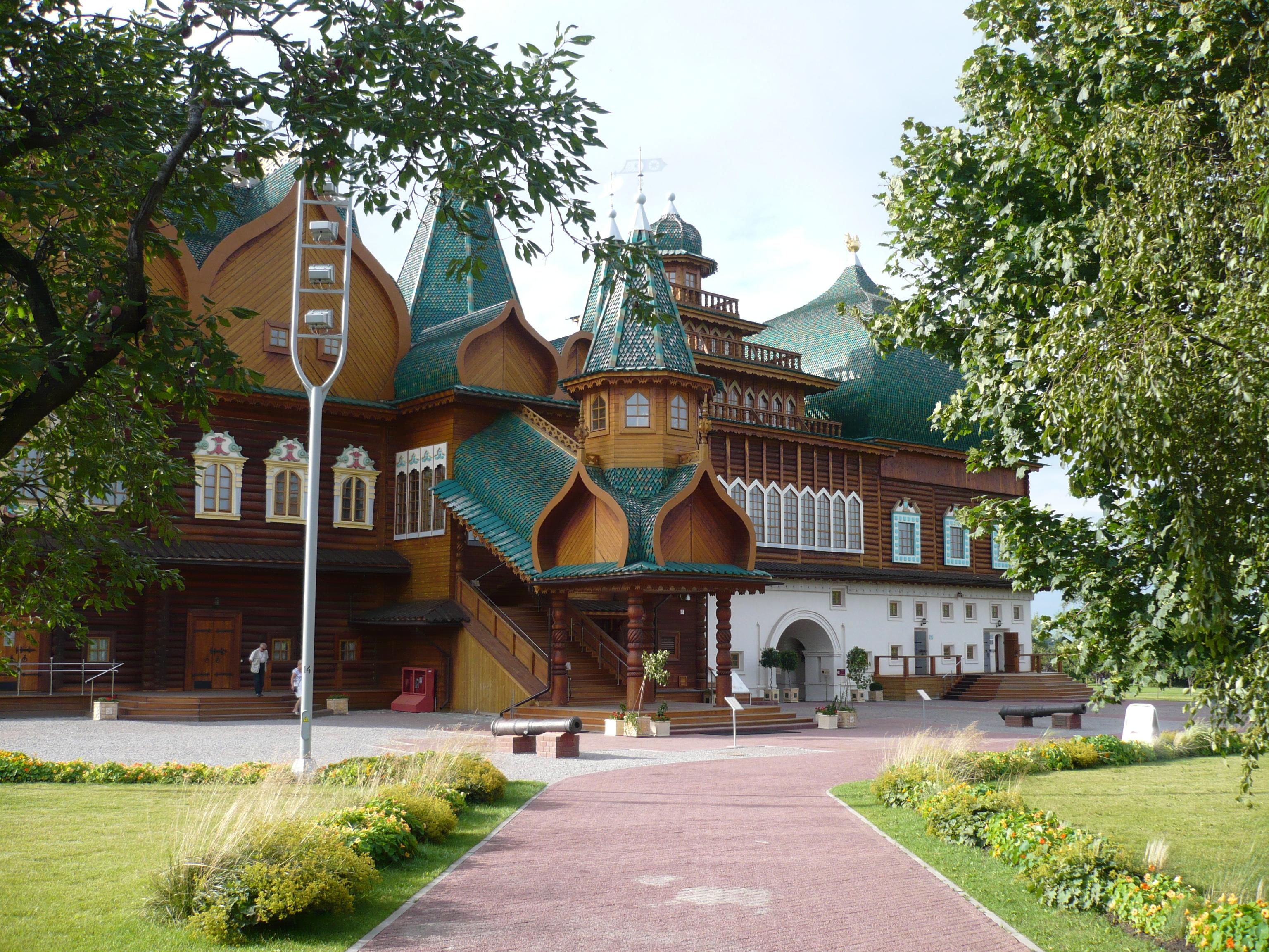 Файл:Музей-заповедник Коломенское - panoramio (5).jpg