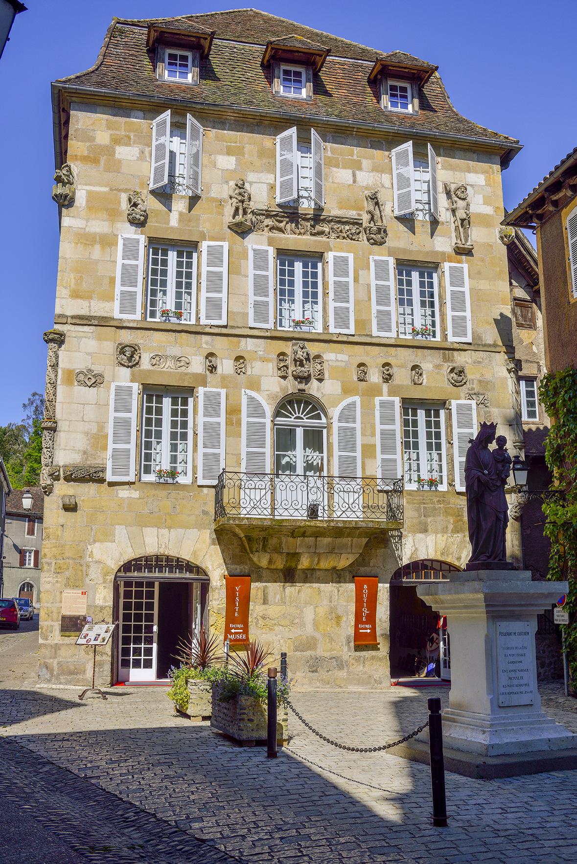 Maison Renaissance De Beaulieu-sur-Dordogne