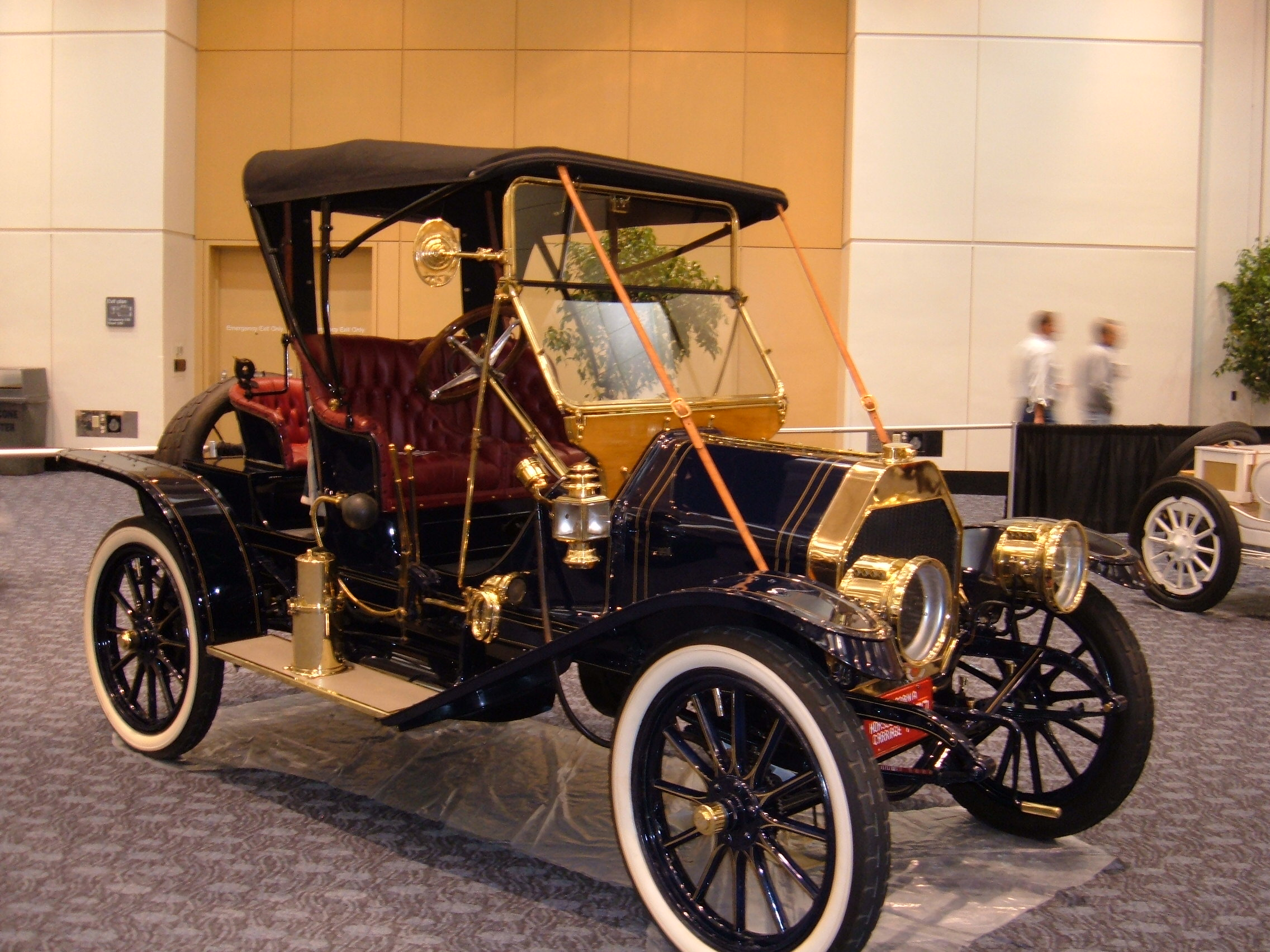 Early American Automobiles 1908-1910