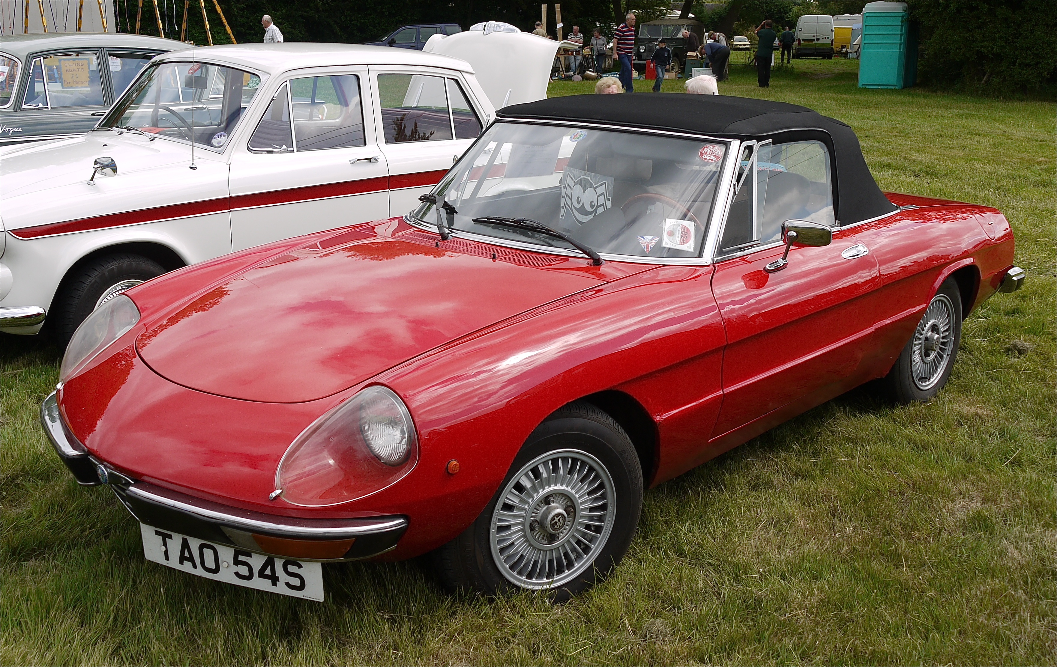 File:1978 Alfa Romeo Spider - mick (Lumix).jpg - Wikimedia ...