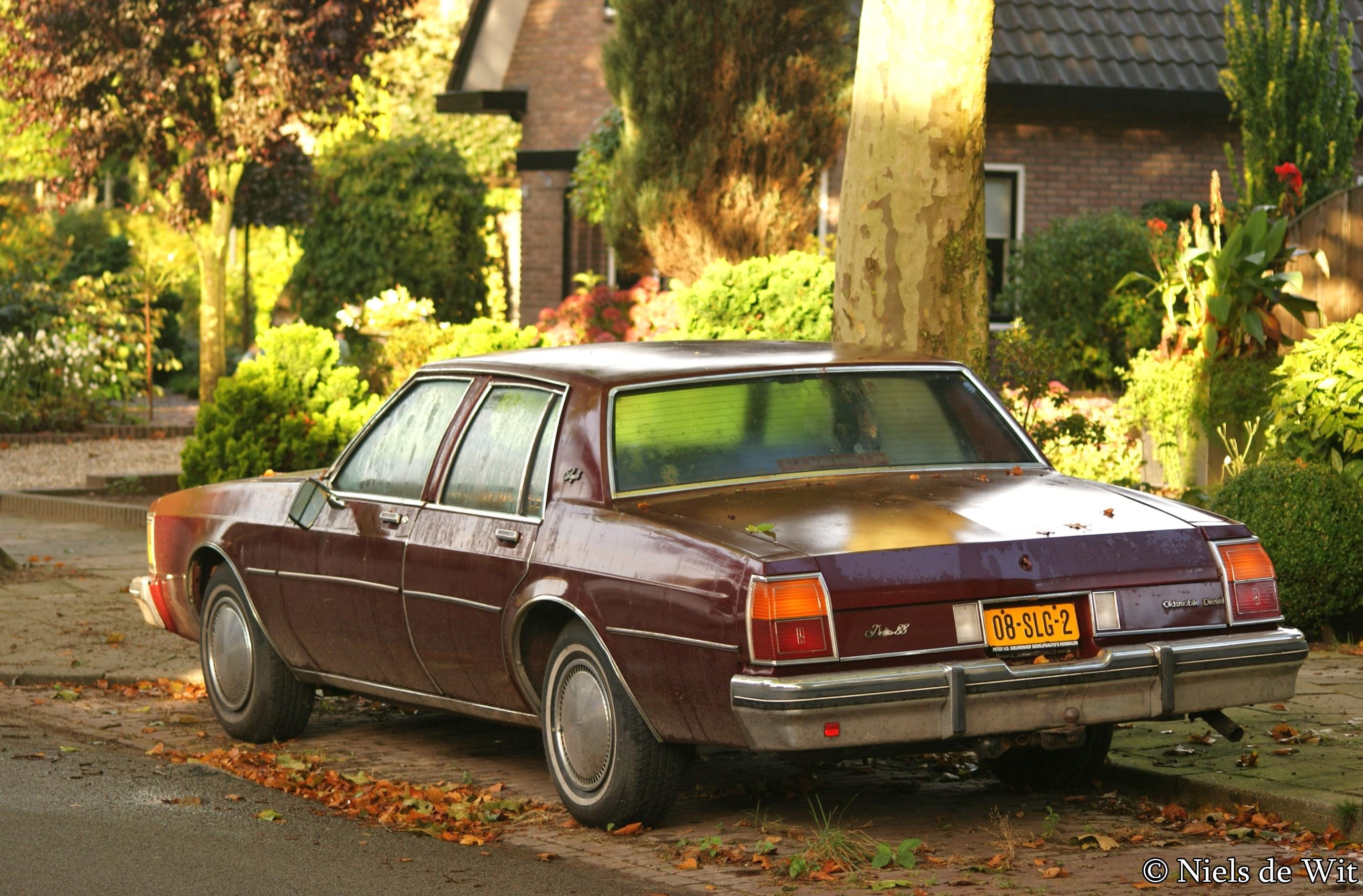 File:1980 Oldsmobile Delta 88 Royale Diesel (15163383740 ...1980 Oldsmobile Delta 88 Photos