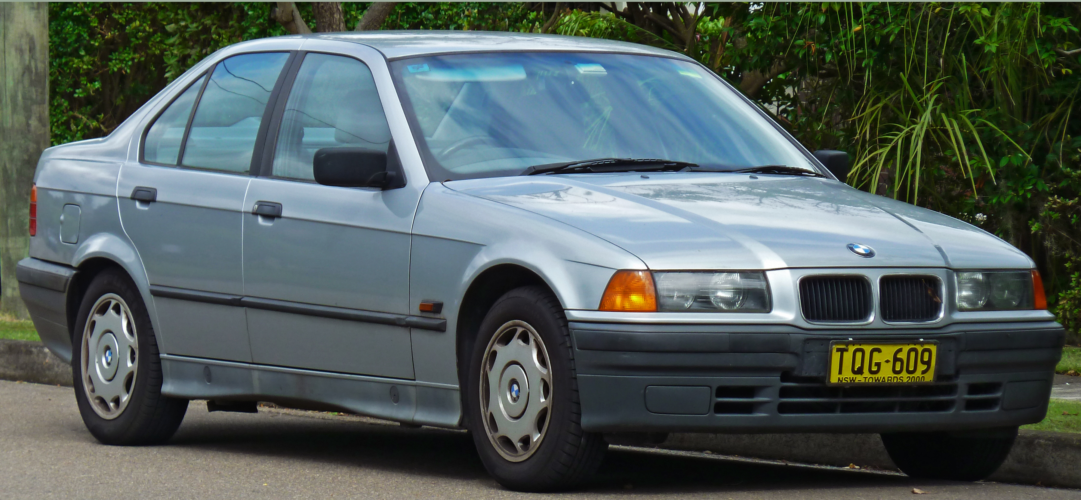1991 BMW 318i E36 related infomationspecifications  WeiLi