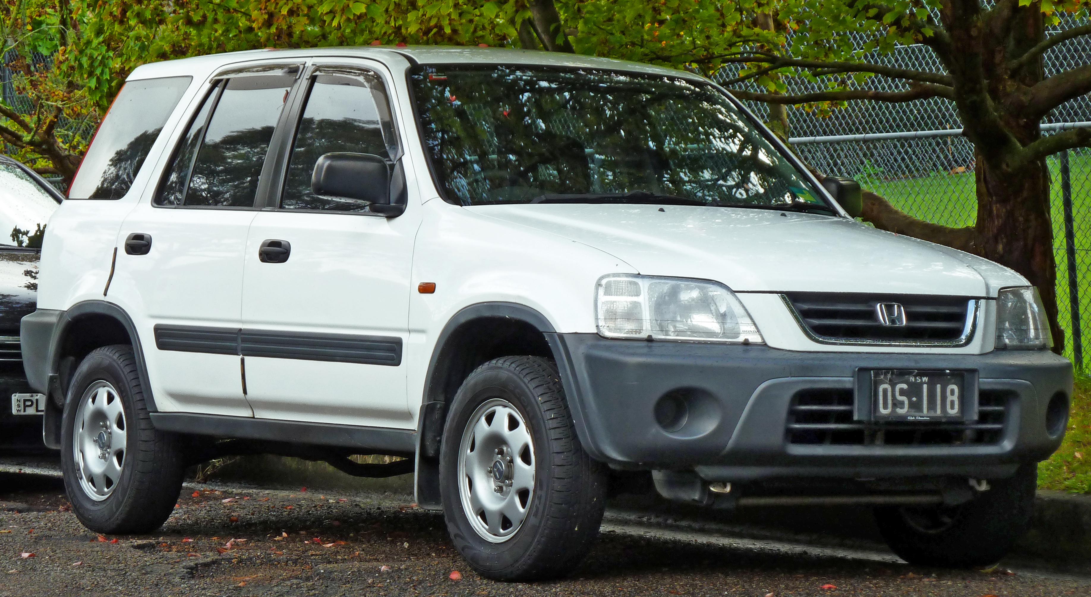File 1999 2001 Honda Cr V Wagon 2011 04 28 Jpg Wikimedia Commons