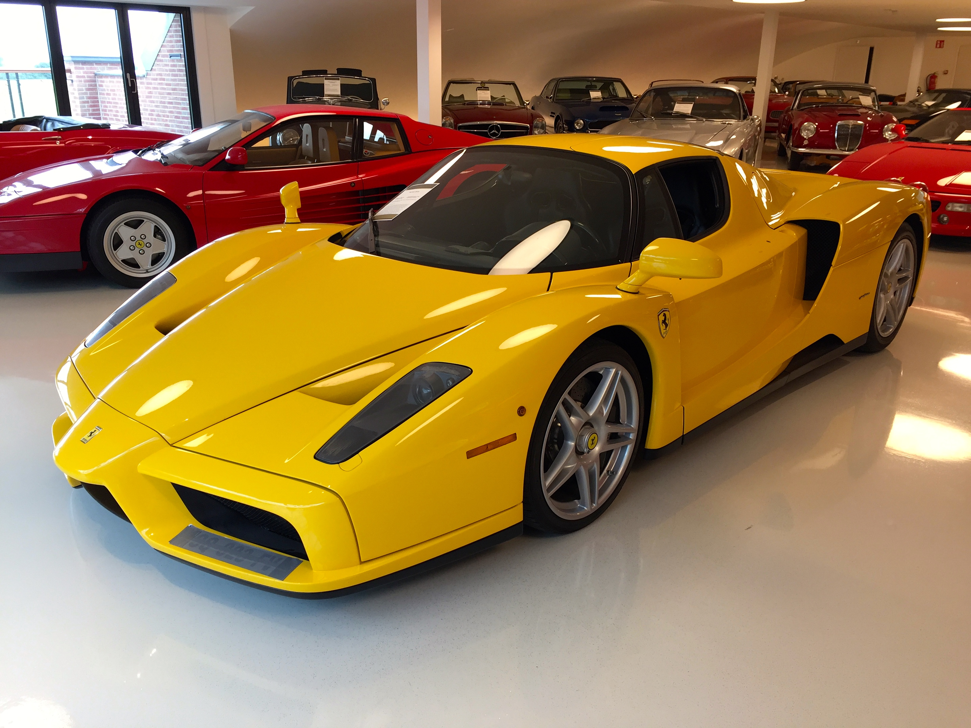 File 2002 Ferrari Enzo 37977907432 2 Jpg Wikimedia Commons