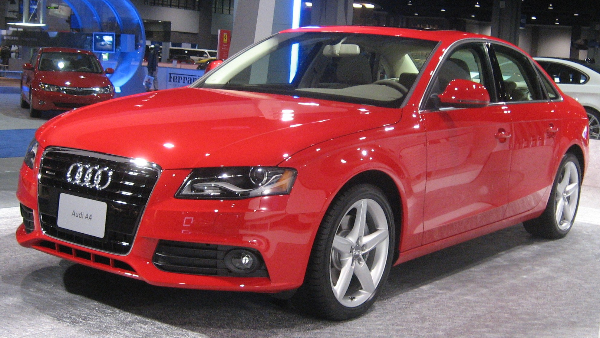 automotive wallpapers 2009 audi a4 photo. Black Bedroom Furniture Sets. Home Design Ideas