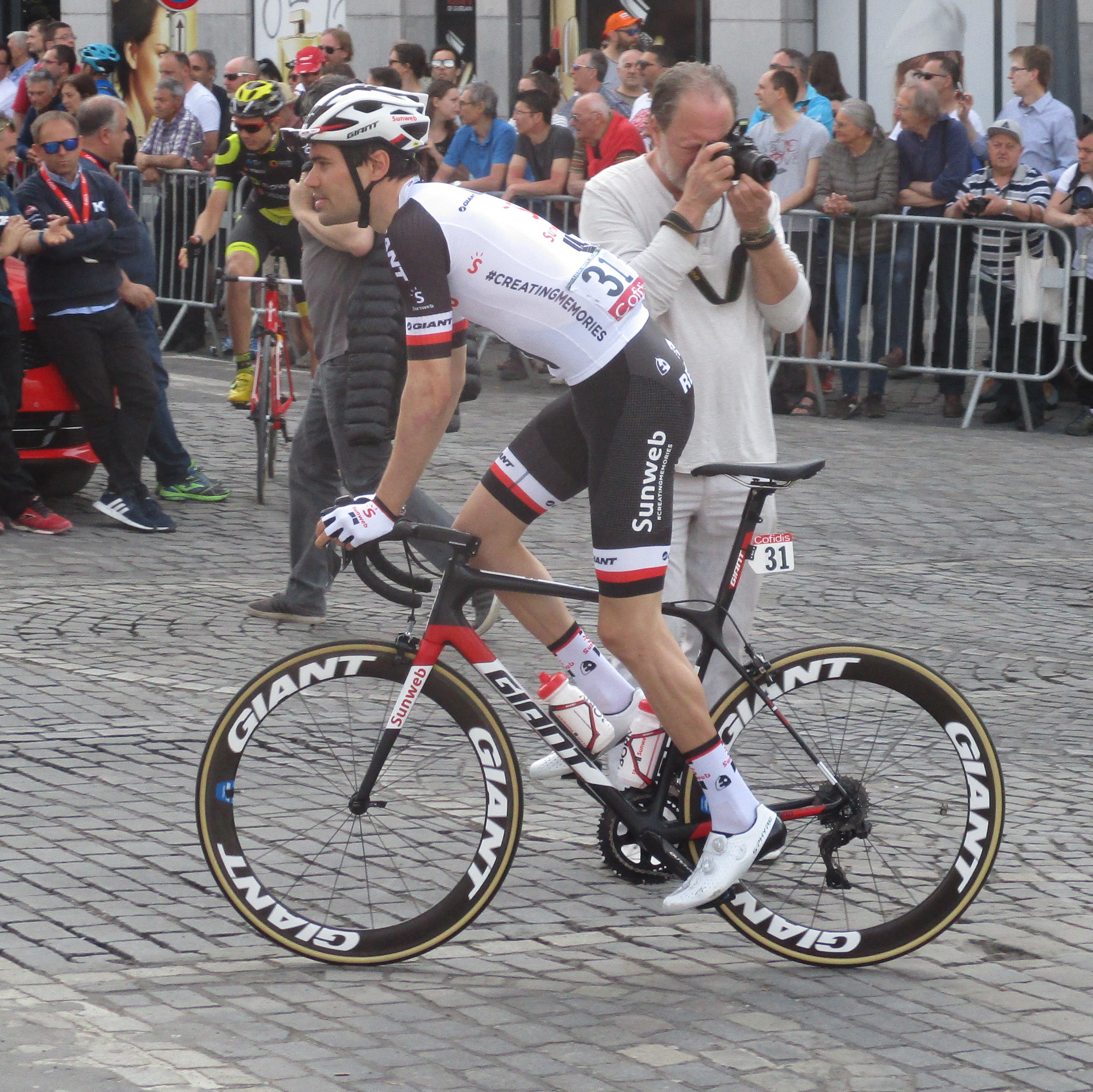 File 2018 Lbl Start Tom Dumoulin Jpg Wikimedia Commons