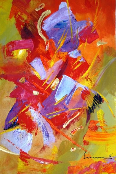 Abstract Paintings By Famous Artists