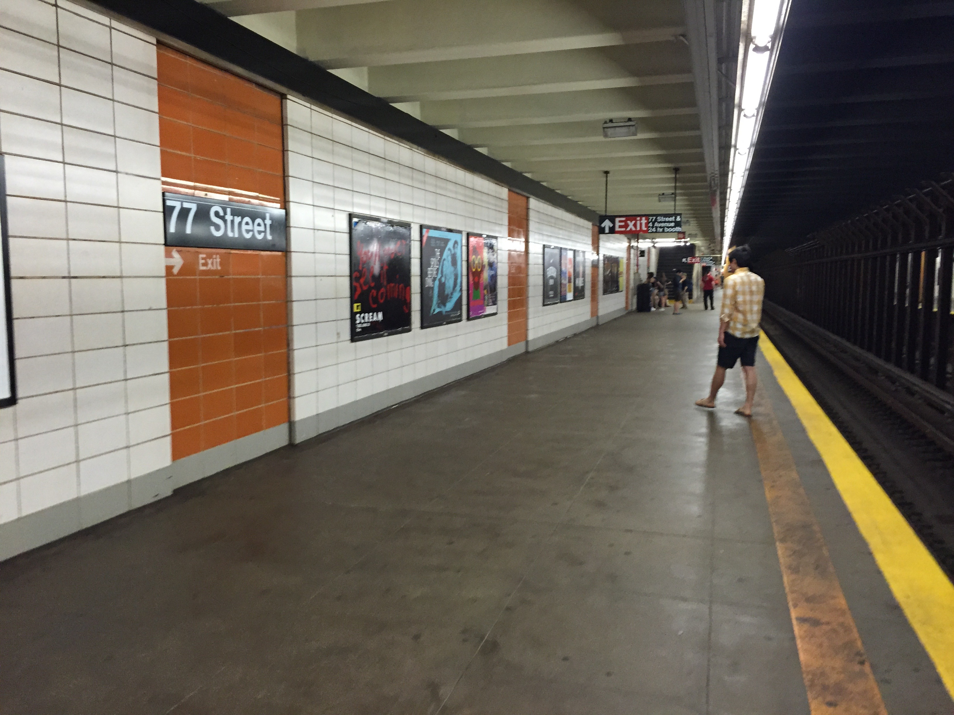 Subway Map 77 Street.77th Street Station Bmt Fourth Avenue Line Wikipedia